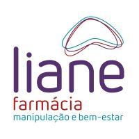 Logo Liane Farmácia (luna)
