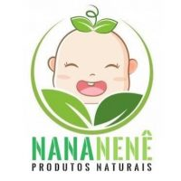 Logo Nana nê produtos naturais