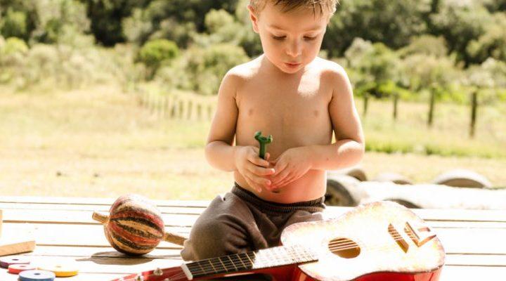 Como a Aromaterapia mudou a vida do meu filho
